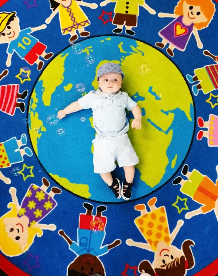 Baby Fun at ColabScotland
