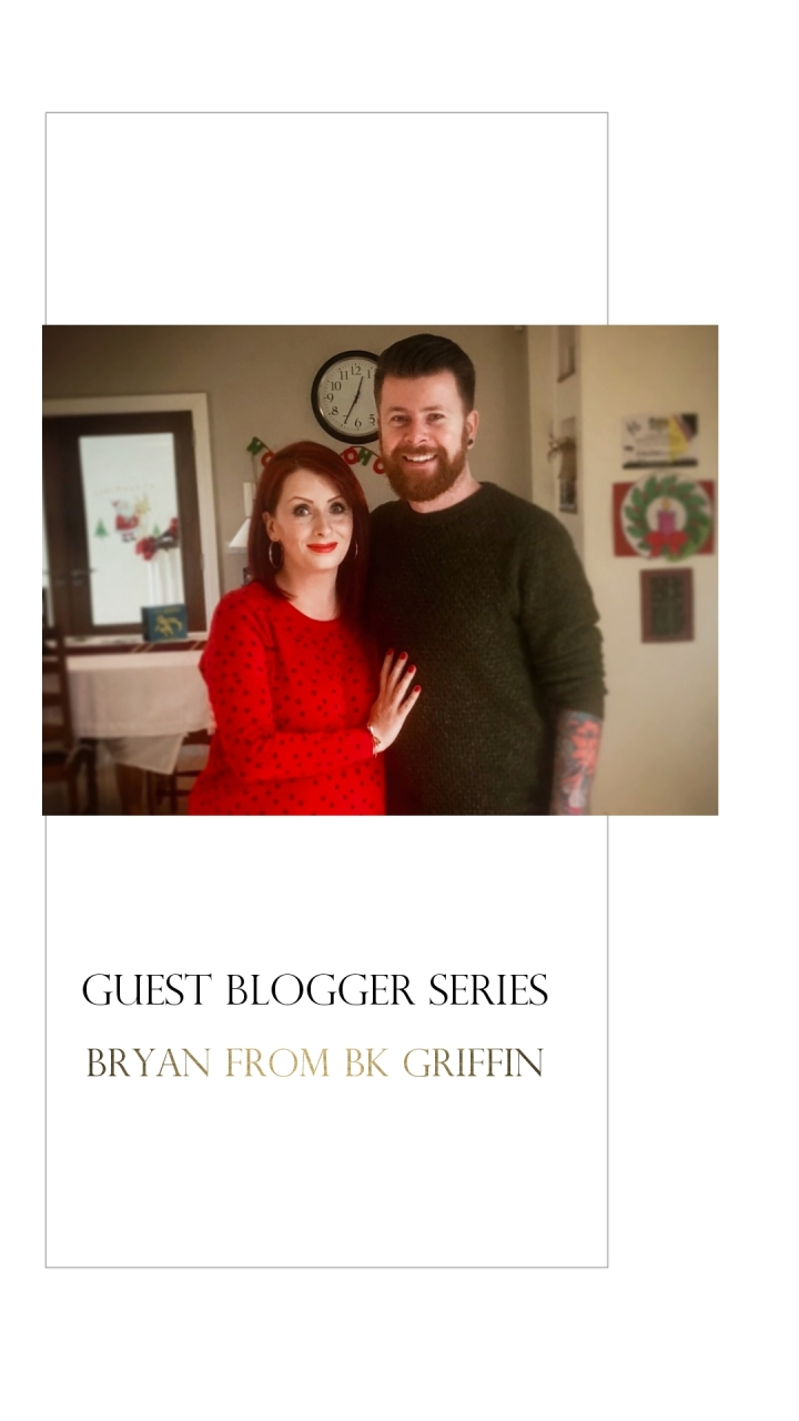 GUEST BLOG BY BK GRIFFIN
