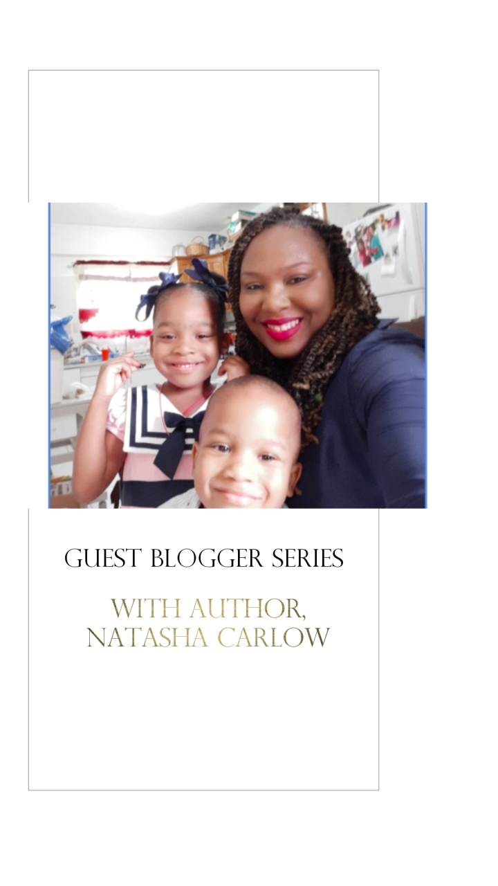 Guest Blog By Author, Natasha Carlow