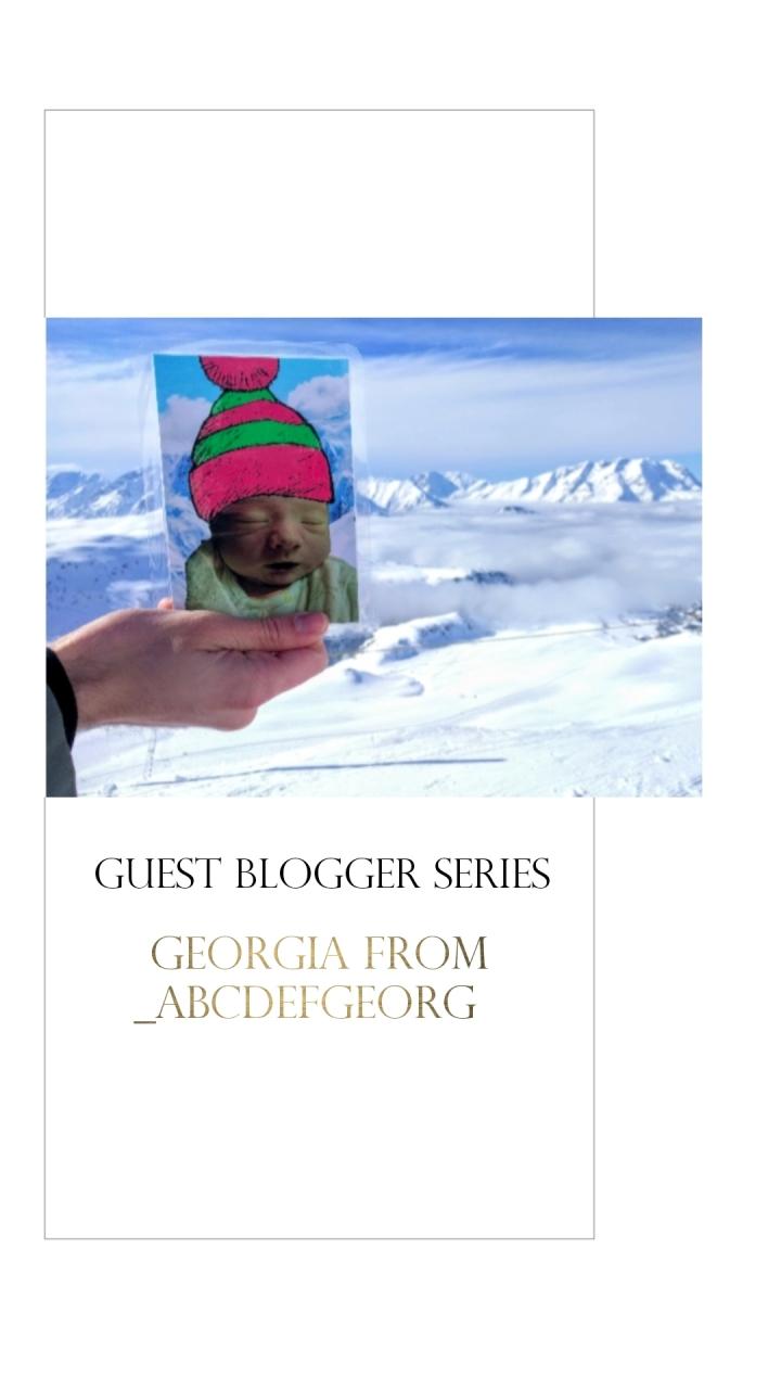 Guest Blog ByAbcdefgorg