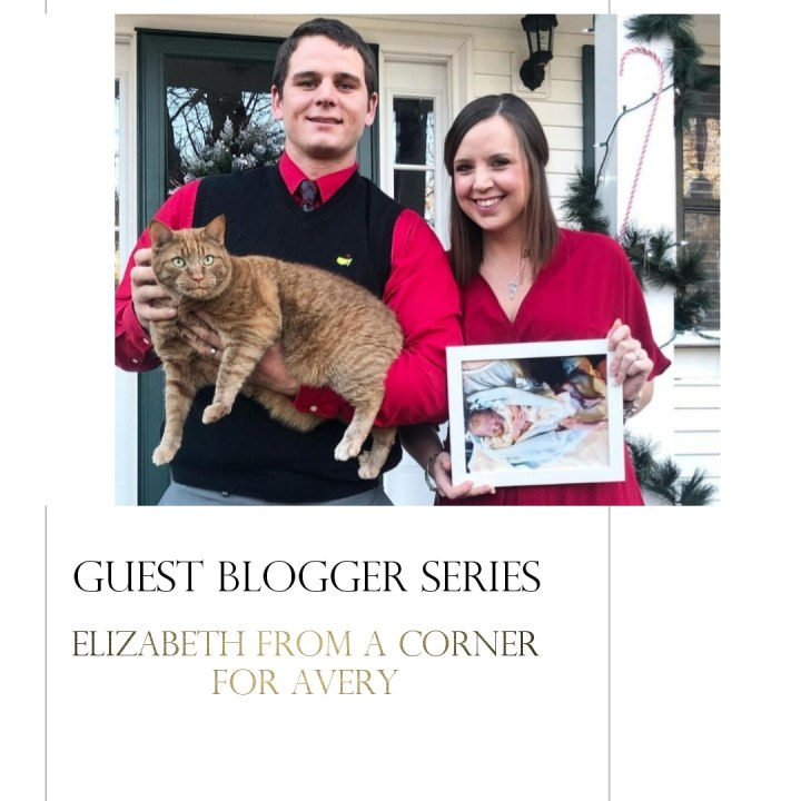 Guest Blog By A Corner ForAvery