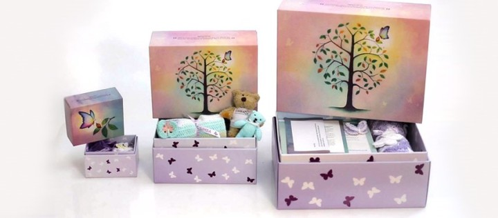 SIMBA Memory Boxes
