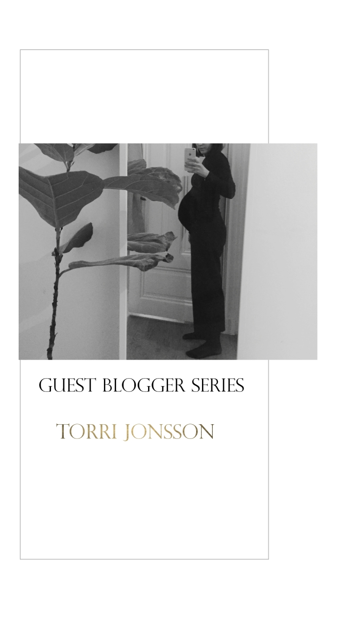 Guest Blog By Torri Johnsson