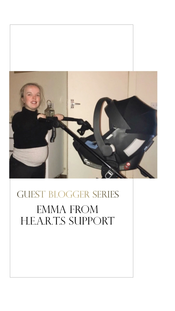 Guest Blog By Emma from H.E.A.R.T.SSupport